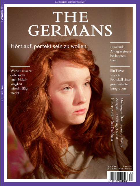 The Germans Magazine Cover
